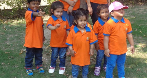 Oysterr Playschool and Daycare