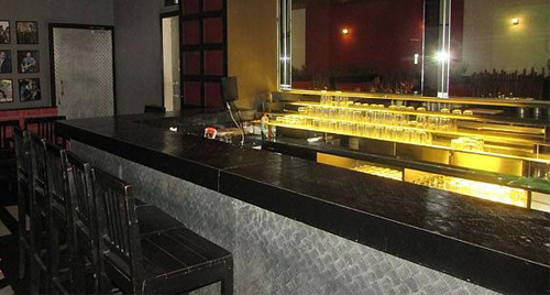 Sizzling Bar House