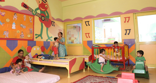 Toddlers International School