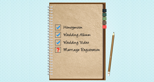 Register My Marriage