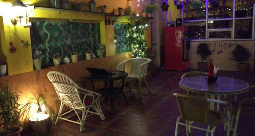 Pepper Pot, The Terrace Cafe