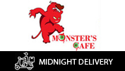 Monster's Cafe