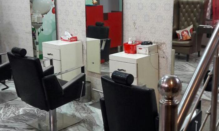 N Style Hair Salon: Bliss Beauty N Style Unisex Salon