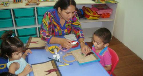 Shri Ram Global Pre-School